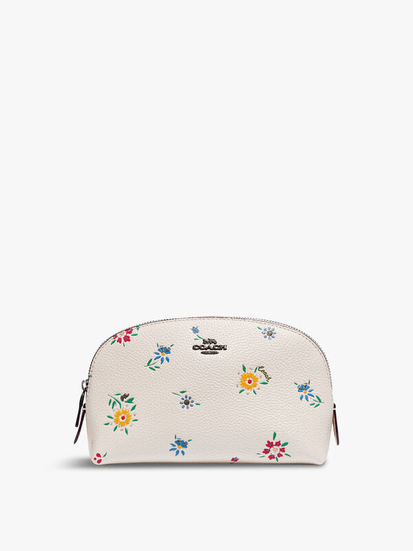 Exclusive Cosmetic Case Wildflower Print