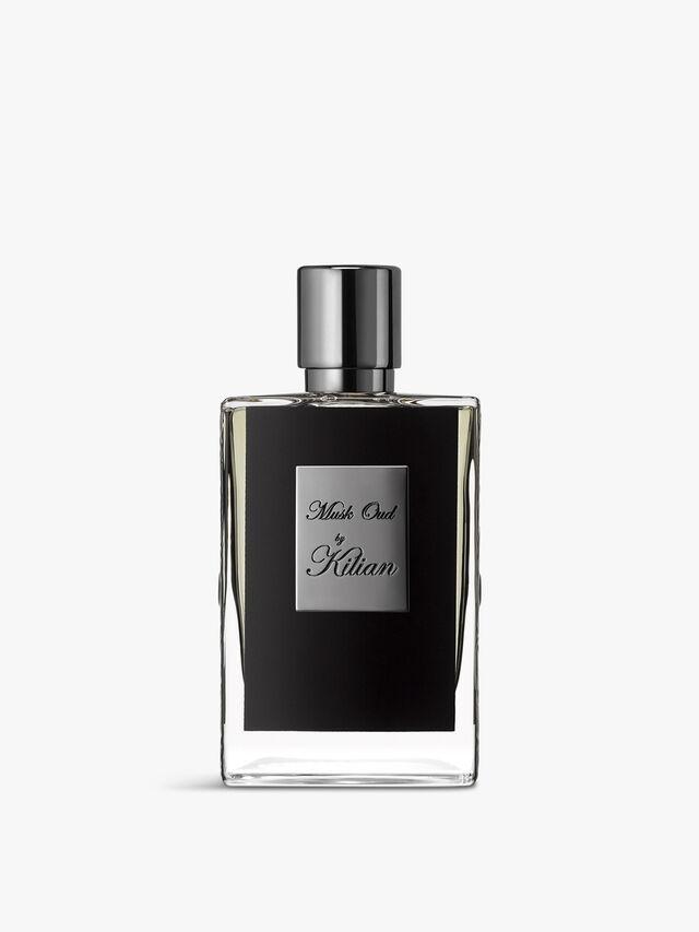 Musk Oud Eau De Parfum Refillable Spray 50ml