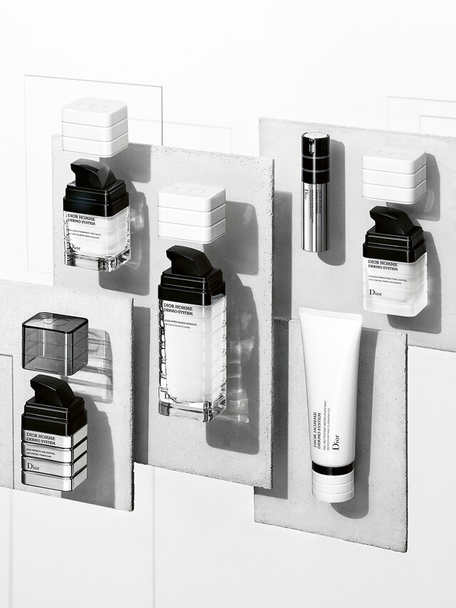 Dior Homme Dermo System Invigorating Moisturising Emulsion 50ml