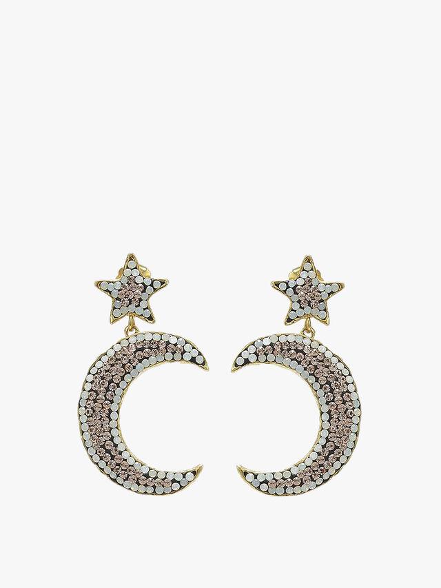 Peach Notte Earrings