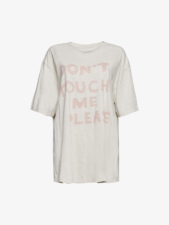 Don't Touch Me Please Short Sleeve Tee
