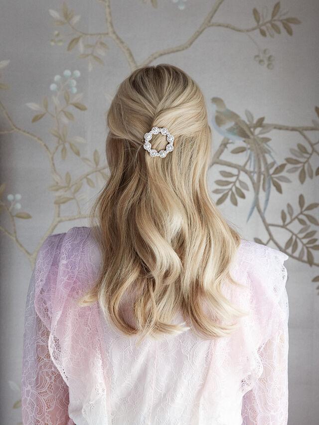 Pearl Party Hair Clip
