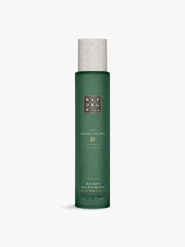 The Ritual of Jing Hair and Body Mist 50ml