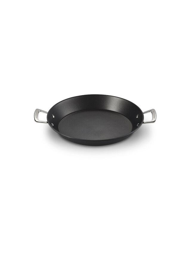 Toughened Non Stick Paella Pan 32cm 2.5l