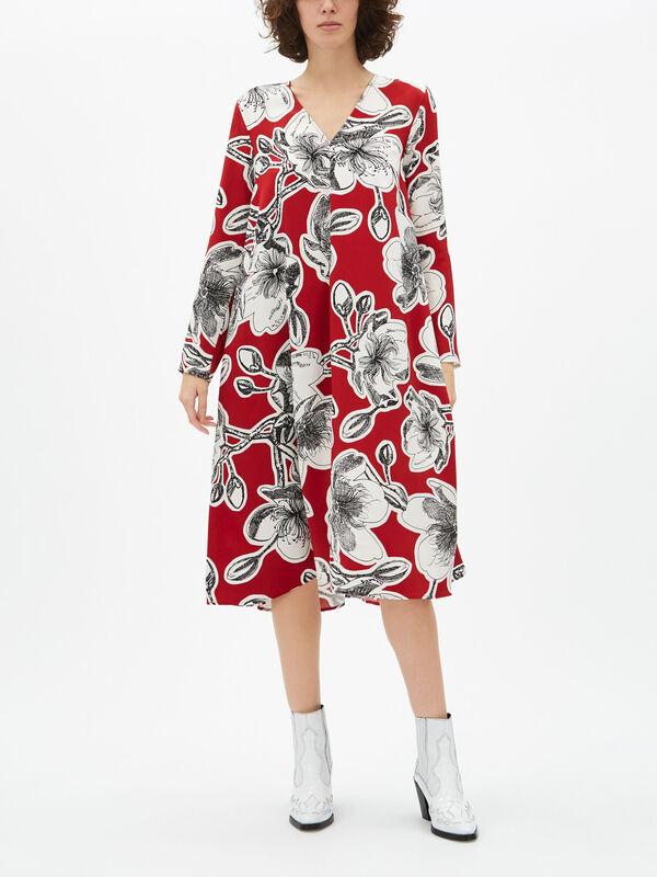 Miri Jasmine Midi Dress