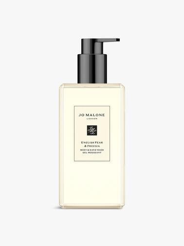 English Pear & Freesia Body & Hand Wash