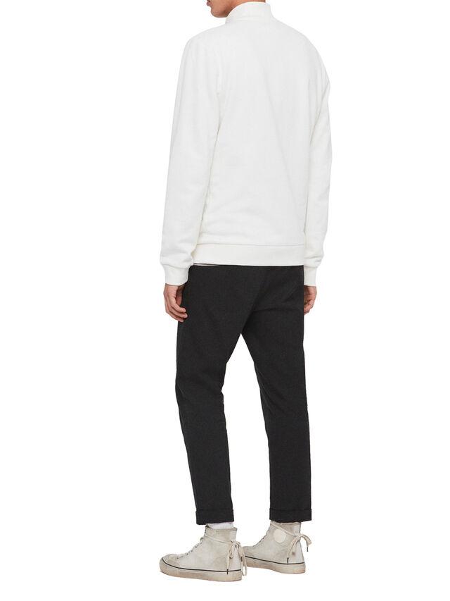 Raven Half Zip Funnel Sweatshirt