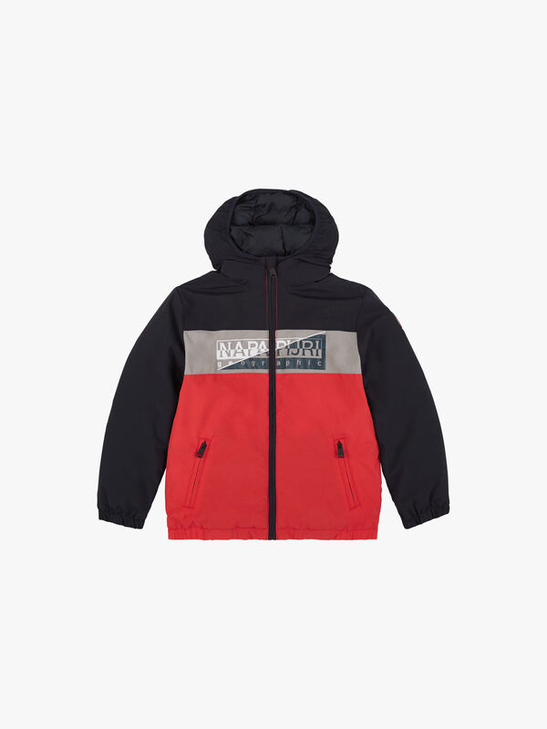 Aky Hooded Jacket