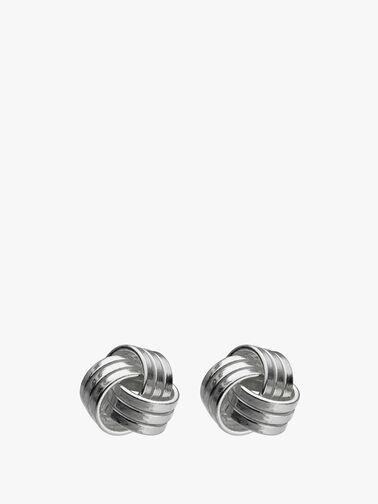 Knot Stud Earrings