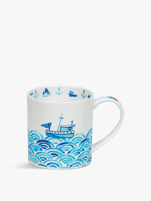 Orkney Anchors Away Mug