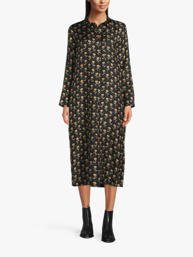 Ajaccio Printed Dress