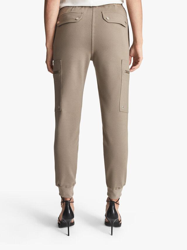 Tyler Casual Cuffed Cargo Trousers