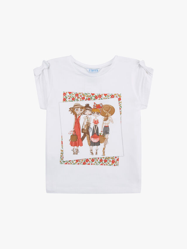 Boxed Girls T-Shirt