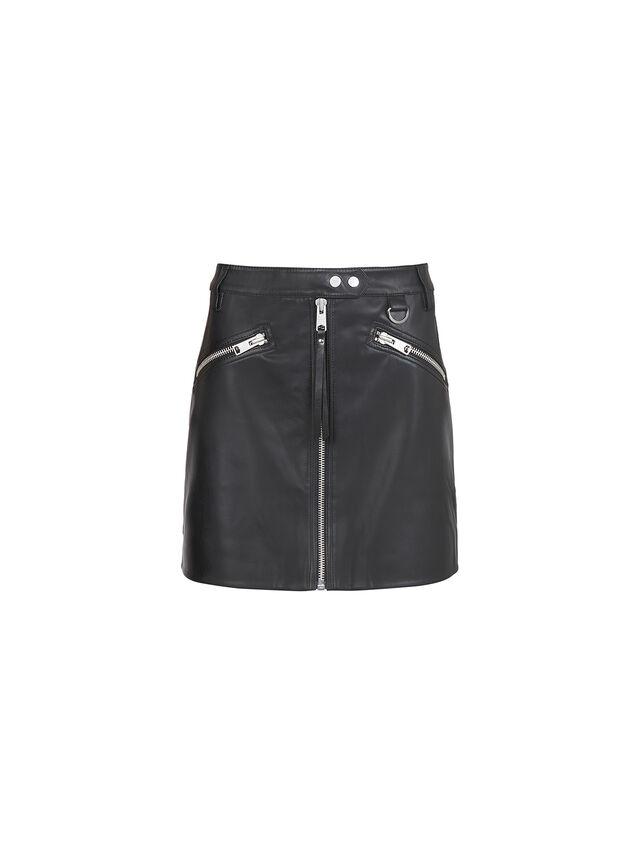 Tarren Biker Skirt