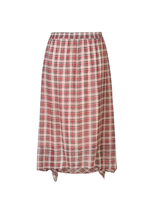 Joan Ruffle Skirt