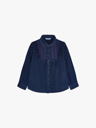 Denim-stitched-blouse-4174-AW21