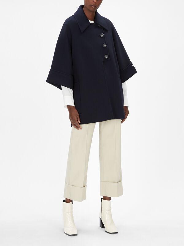 Wool Leggio Jacket