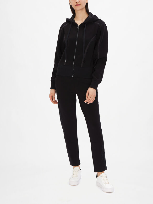Piper Hooded Sweater Jacket