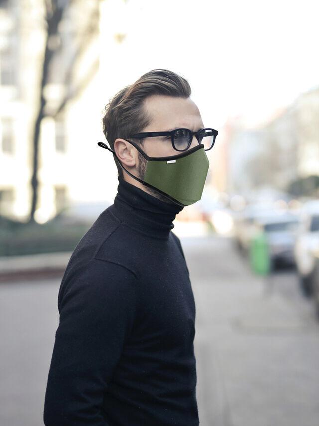 Adult Face Mask Khaki