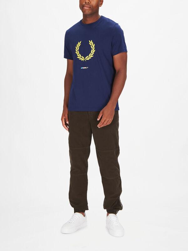 Print Registration T-Shirt