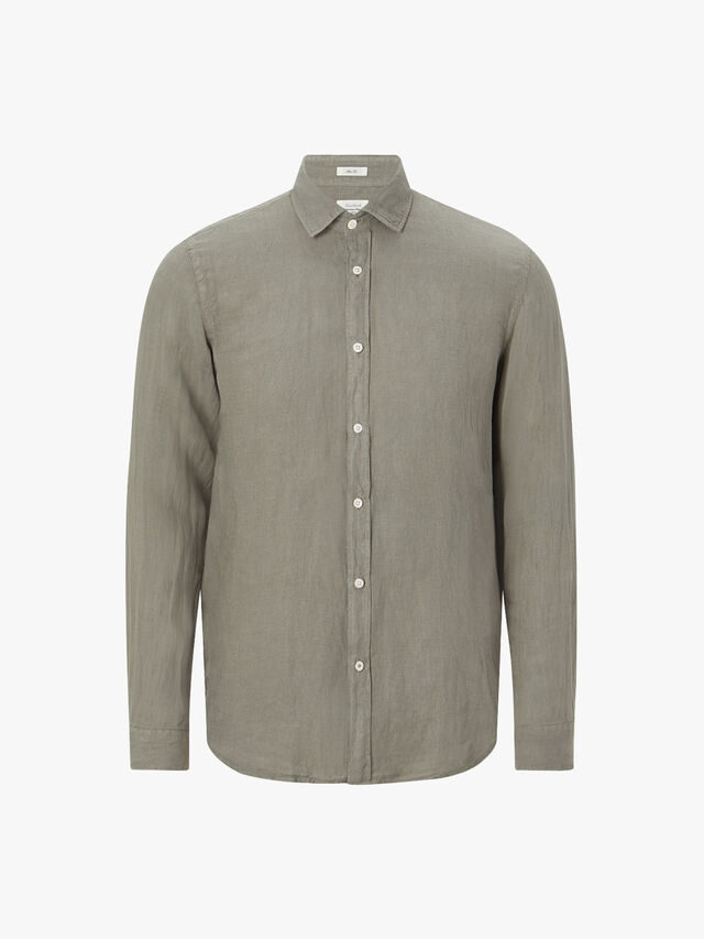 Sammy Linen Shirt