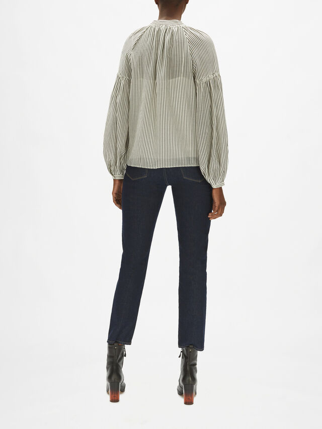 Billow Long Sleeve Top