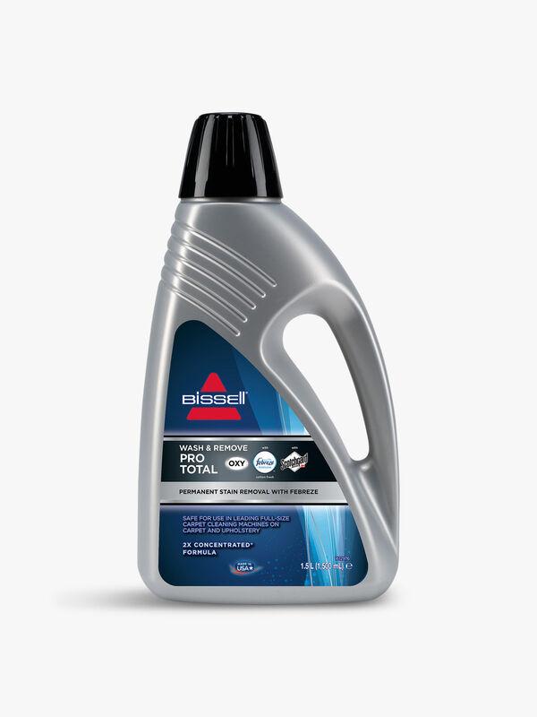 Wash & Remove Pro Total Formula