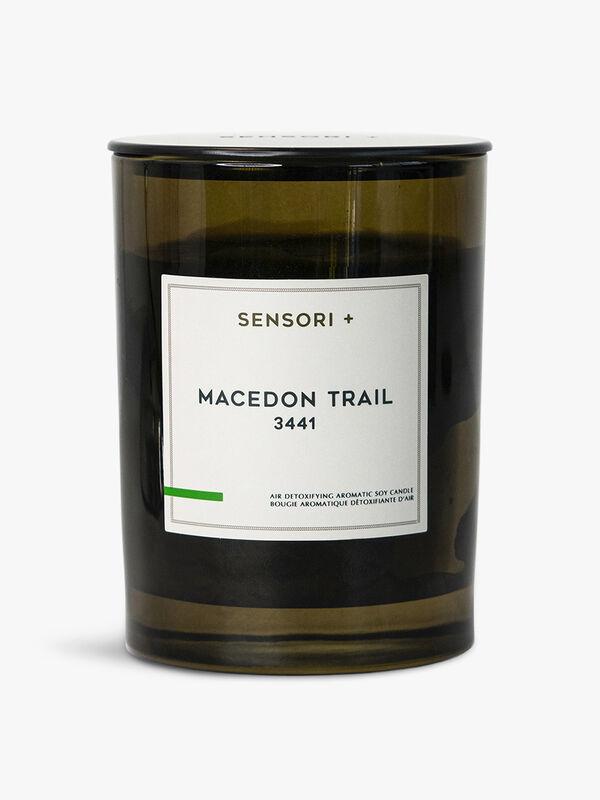 Macedon Trail Candle