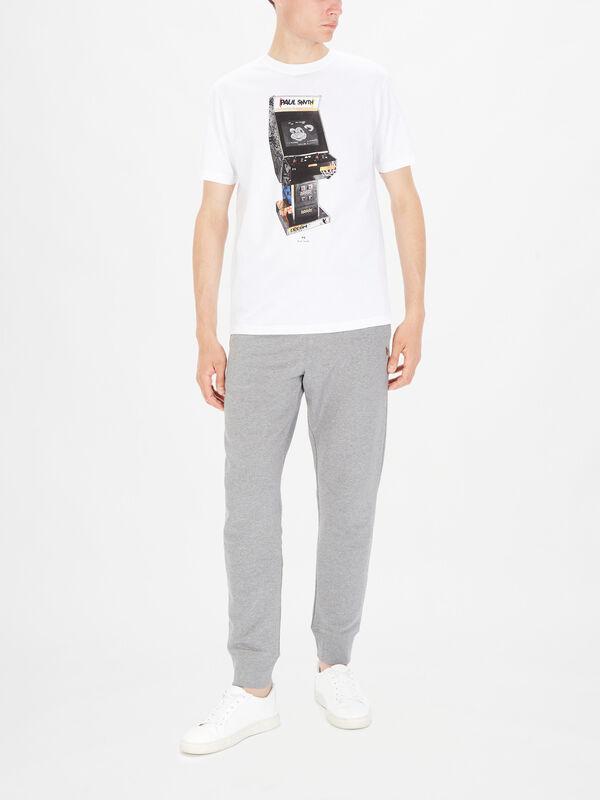 Organic-Cotton Arcade T-Shirt