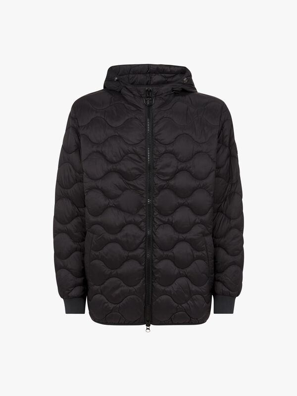 Acoustics Quilted Jacket