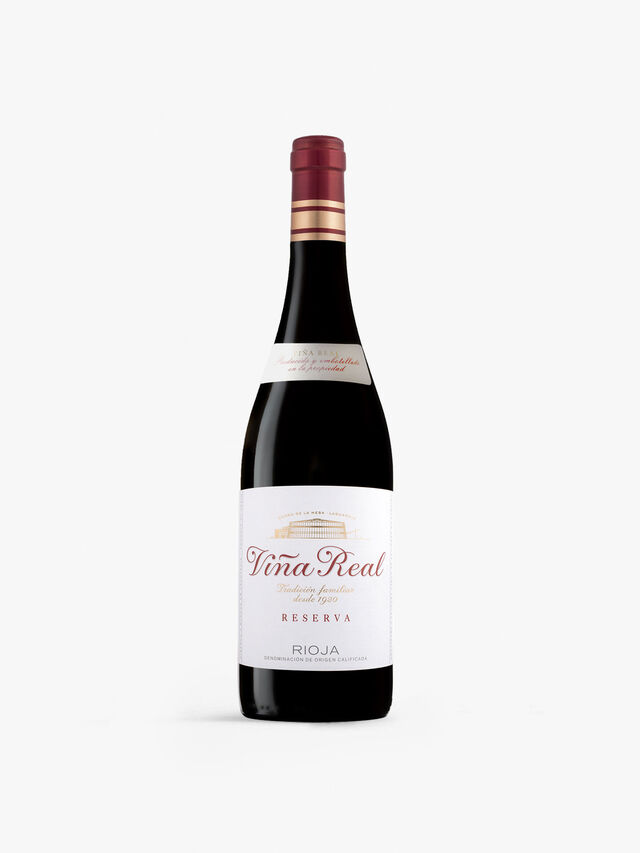 Vina Real Reserva Rioja Wine