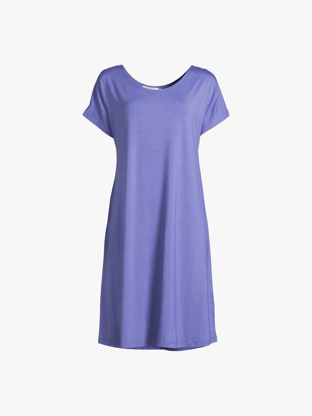 Nanne Jersey Tunic Dress