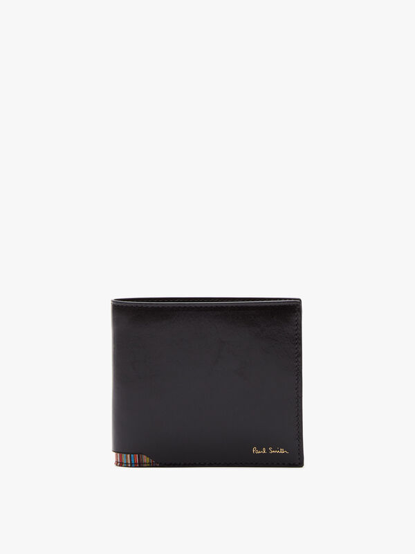 Hidden Pattern Bifold Wallet