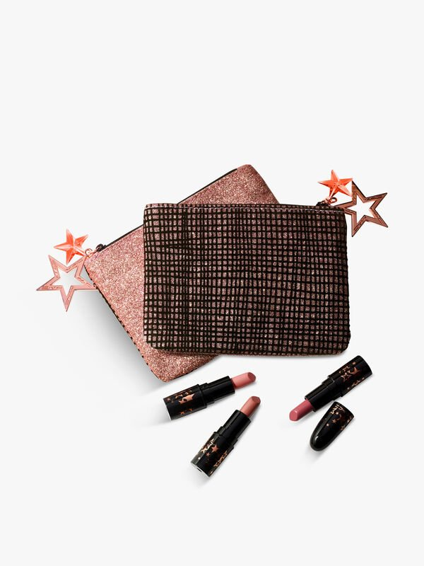 Lucky Stars Lipstick Kit - Neutral Warm