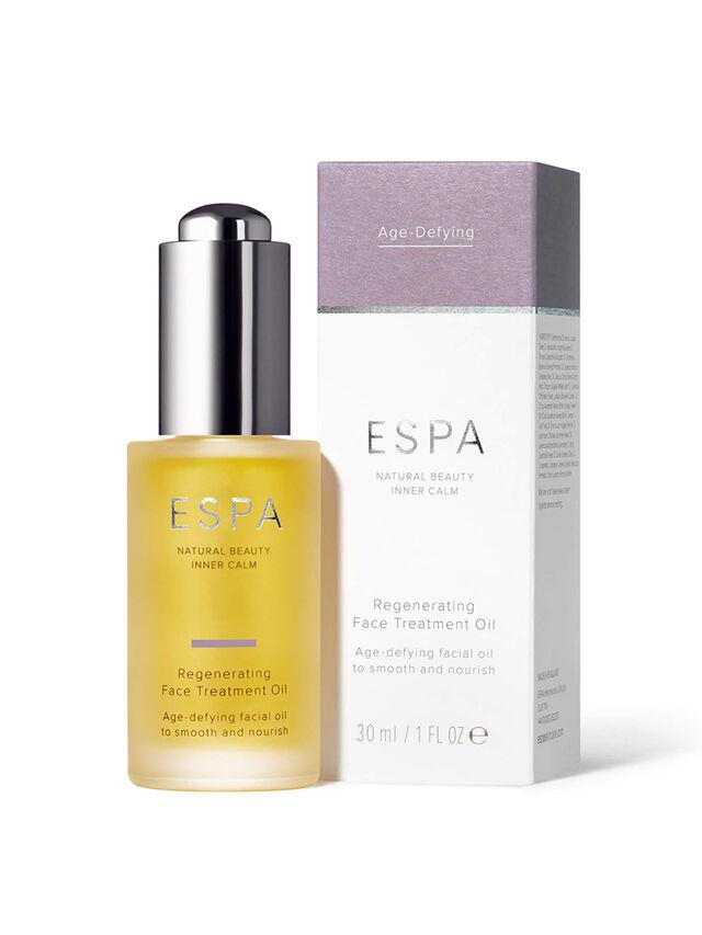 Regenerating Face Treatment Oil