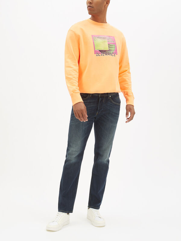 Belther Slim Tapered Jeans