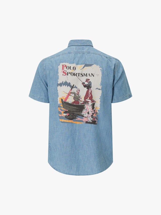 Custom Fit Sportsman Workshirt