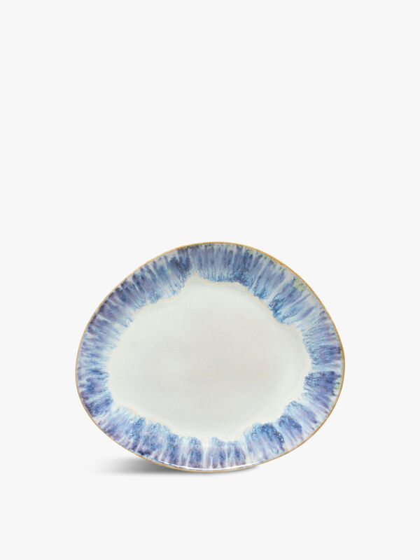 Brisa Ria Oval Platter Large