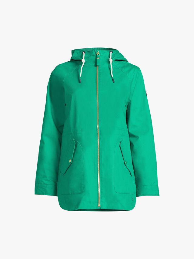 Shoreside Hooded Coat