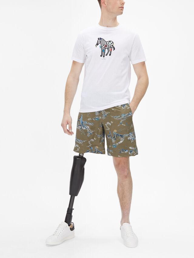 Zebra Climb T-Shirt