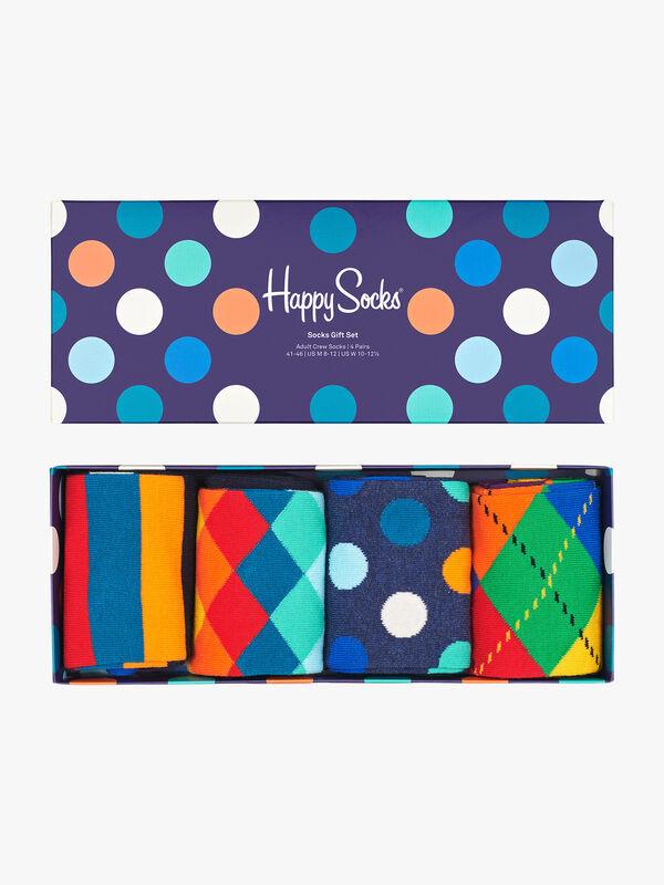 4-Pack Multi Gift Set