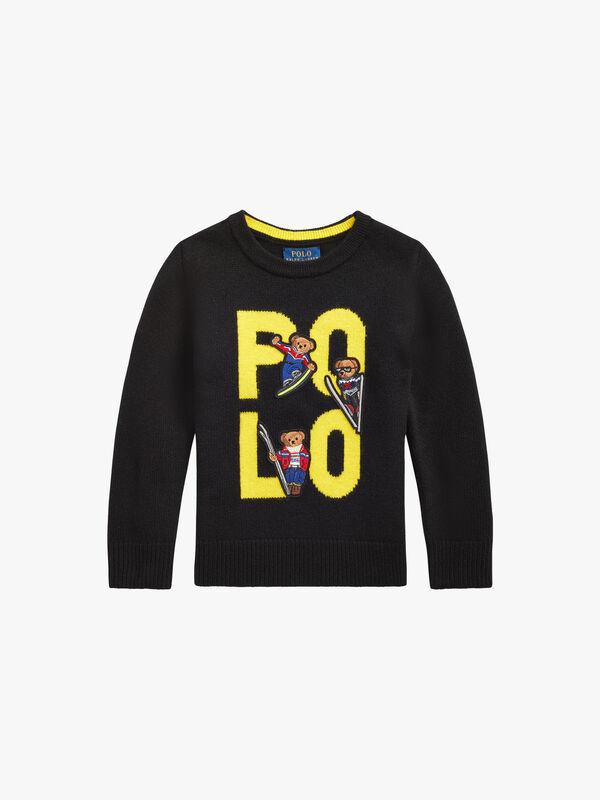 Polo Bear Sweater