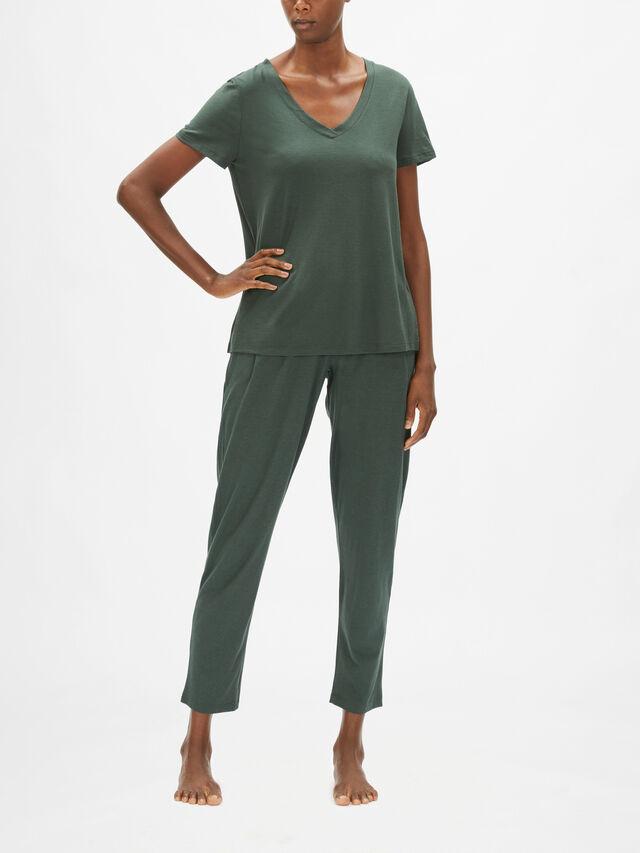 Sleep & Lounge Single Jersey Short Sleeve T-Shirt