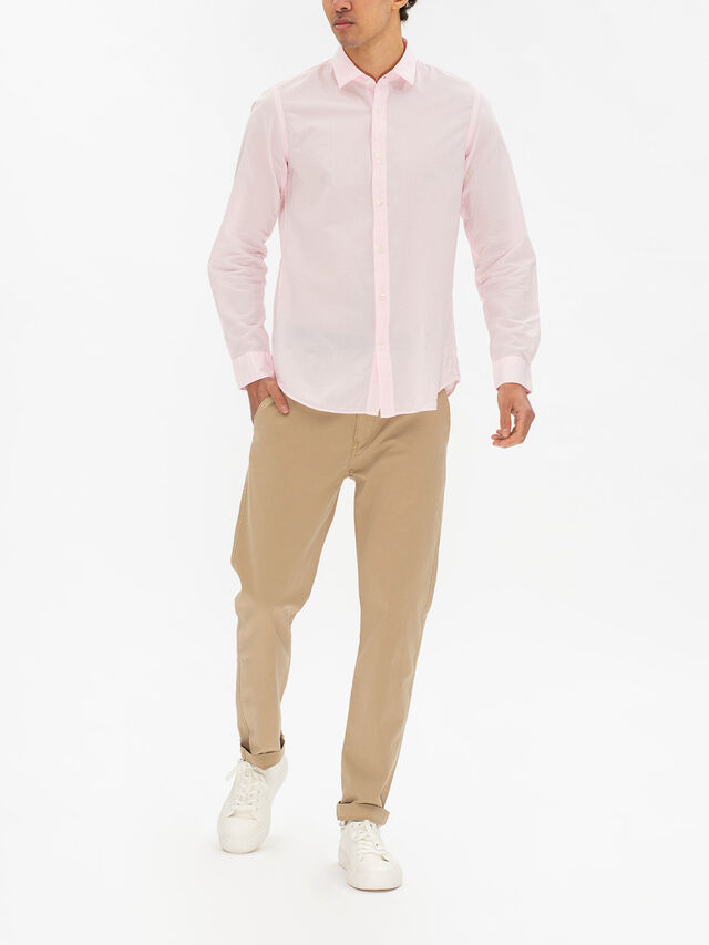 Sammy Voile Long Sleeve Shirt