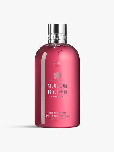 Fiery Pink Pepper Bath & Shower Gel