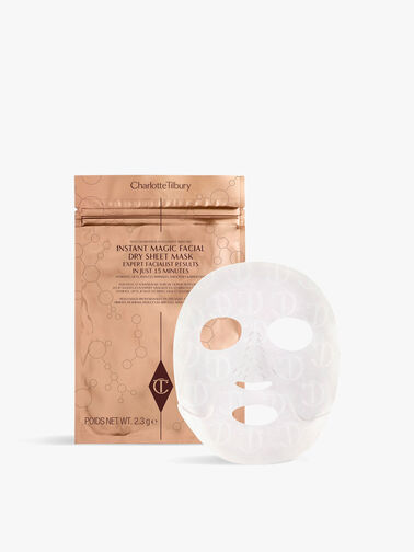 Instant Magic Dry Sheet Mask Single
