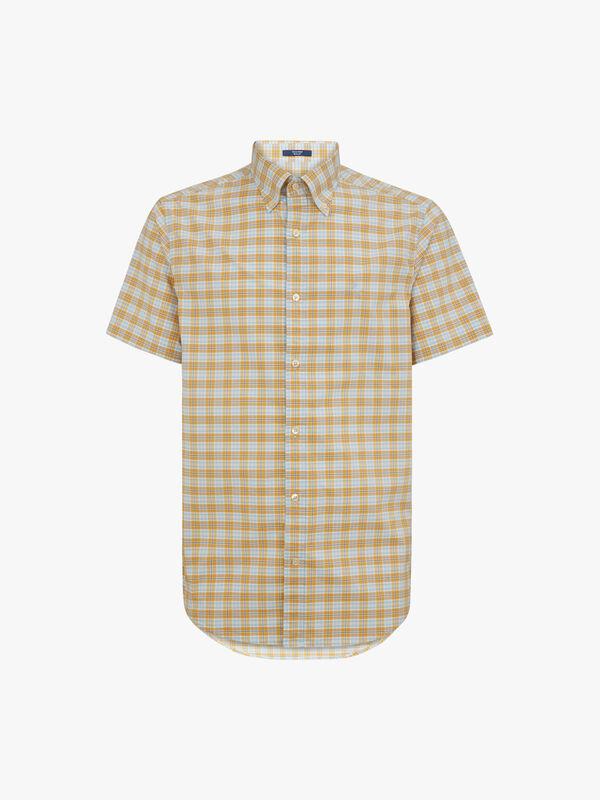 Tech Prep Plaid Shirt