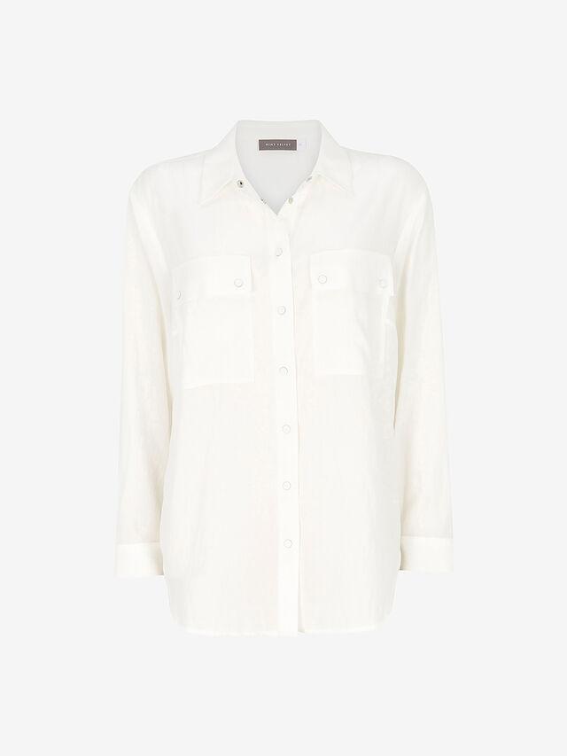Off-White Utility Pocket Shirt