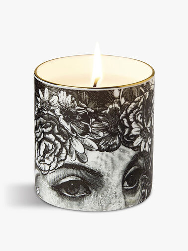 The Flower Lady Fine China Scented Candle