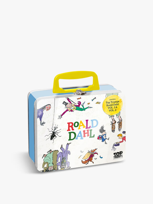Roald Dahl Match